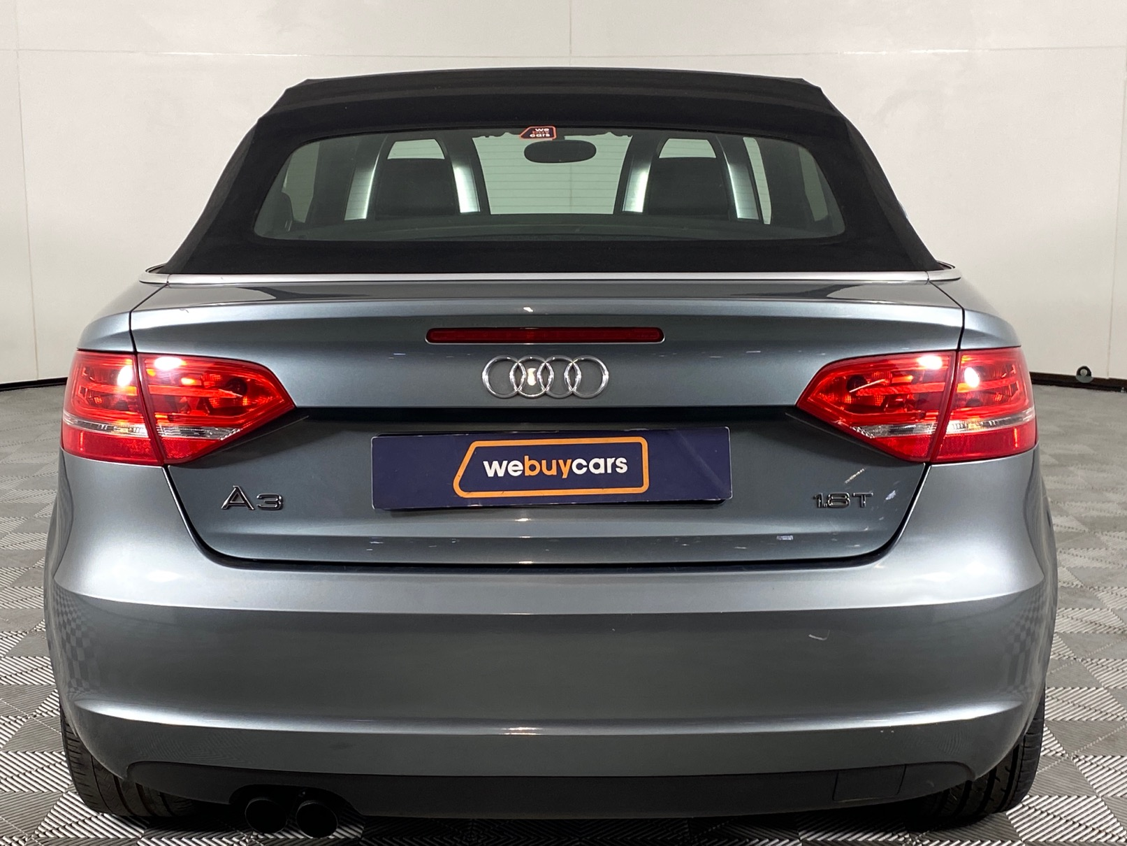 Used 2011 Audi A3 1.8T FSI Cabriolet Auto for sale   WeBuyCars
